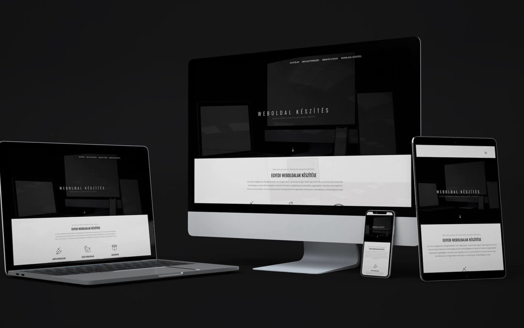 A responsive webdesign