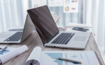 Online marketing: Landing-page